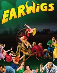 EARWIGS-poster