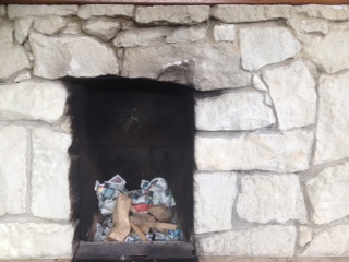 Fireplace image